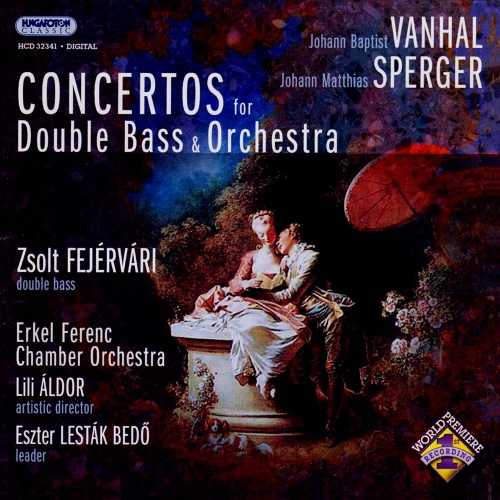 concertos for double bass and ochestra