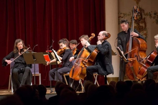 Playing Haydn in Eisenstadt